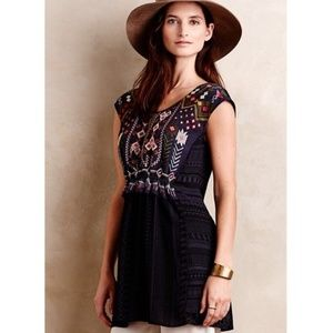Anthropologie One September Barranco Tunic Top
